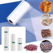 Vacuum Food Sealer Roll Bags Saver Seal Storage Heat FyBJ