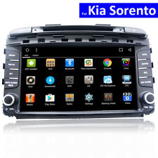 In Dash Android Car DVD Player for Kia Sorento GPS Navigation 3G 4G WIFI Radio