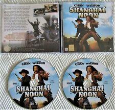 SHANGHAI NOON (2000) - VIVA VIDEO FILM MOVIE VIDEO CD (english edition)