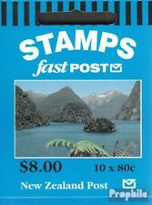 New Zealand 1570MH stamp booklet mint never hinged mnh 1996 Landscapes