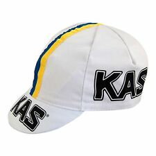 Vintage KAS Retro Cycling Cap Made in Italy