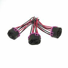 3pcs Ignition Wiring Harness Plug Pigtail Connector VW Passat Audi A4 4A0971975