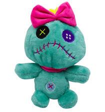 Kawaii Stitch Stuffed Animal Lilo Scrump Cartoon Animal Soft Plush Doll Toy 27cm