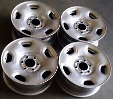 FORD F-150 PICKUP FACTORY OEM STEEL WHEELS RIMS 2004-2008 17""