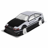 RC 1:10 Scale Drift Car PVC Painted Body Shell 190MM for Toyota Corolla AE86