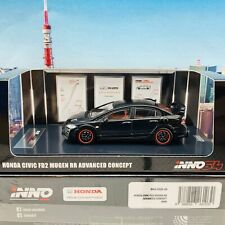 INNO64 1/64 Honda Civic FD2 Mugen RR Advanced Concept IN64-FD2R-AD