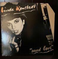 "LINDA RONSTADT ""Mad Love"" 1980 Vinyl LP SE-510  Mint vinyl"