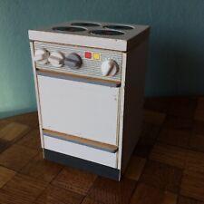 Herd  Küche Bodo Hennig 70er Jahre Puppenstube Puppenhaus 1:12 dollhouse stove