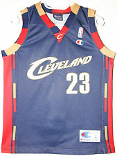 Champion NBA Basketball Maillot Jersey Cleveland Cavaliers Lebron James 36 XS