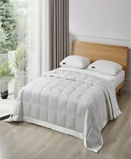Serta White Goose Feather and White Goose Down Fiber Natural Fill Blanket King