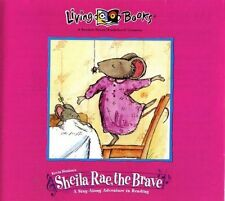 Sheila Rae The Brave PC CD kids reading word sing along Win7 Tested Living Books