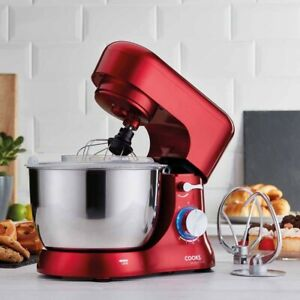 Cooks Professional Stand Mixer 1000W Electric 8 Speed Mixing Bowl Dough Hook