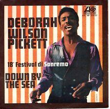 7inch WILSON PICKETT Deborah ITALY 1968 EX+/EX-   (S1619)
