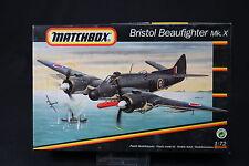 YN031 MATCHBOX 1/72 maquette avion 40103 Bristo Beaufighter Mk. X
