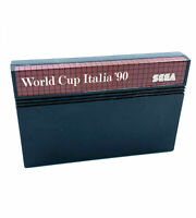 World Cup Italia '90 Jeu SEGA Master System Cartouche seule Occasion PAL