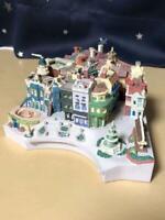 My Disneyland Adventure land Pirates of the Caribbean Diorama Figure Miniature