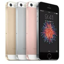 iPhone SE 16/32/64/128GB 1st-Gen Unlocked Apple Grey Pink Gold Silver Smartphone