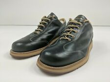 Tricker's Mens Navy Blue Sport Lace Up Shoes Size 9.5