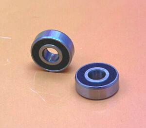 2 Bearings for Brushroll End Cap Hoover SmartWash FH52000,FH53000 Cleaners NLA
