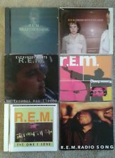 R.E.M. 6 CD single CRUSH WITH EYELINER great beyond THE ONE I LOVE nightswimming