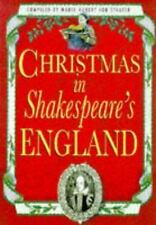Christmas in Shakespeare's England by Hubert, Maria