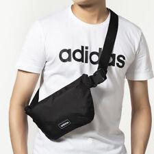 Adidas Bags Waist Bum Bag Running Training Fashion Workout Gym Black New ED0251