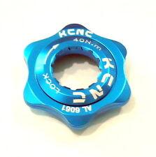 gobike88 KCNC Disc Brake Rotor Center Lock Adaptor, BLUE, E34