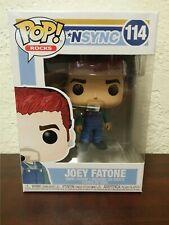 Funko Pop! Rocks *Nsync Joey Fatone #114
