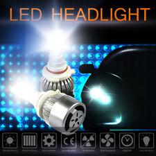 Pair 9005 HB3 LED Headlight Bulb Lights 6000K Beam 1800W 250000LM Conversion Kit
