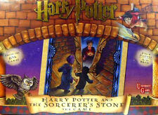 Harry Potter and the Sorcerer's Stone University Games Box Set New 2000 Game VF2