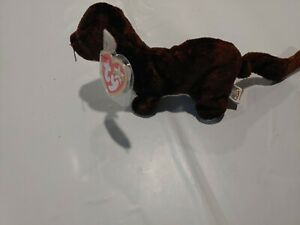 Ty Beanie Babies Collection: Runner  DOB: 05/25/00 (Nice Poem)