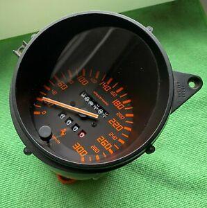 Ferrari 348 Speedometer Tacho Geschwindigkeitsanzeige 145872
