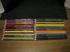 35 Sargent Art watercolor pencils colors art drawing supplies good used cond