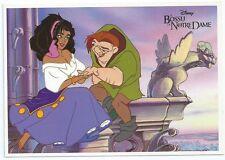 CPM - Disney carte postale - LE BOSSU DE NOTRE DAME  - Postcard