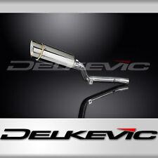 SUZUKI DRZ400S DRZ400SM 2000-19 200mm ROUND STAINLESS SILENCER EXHAUST KIT