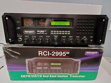 Ranger RCI 2995 DX Base Station Dual Band Transceiver