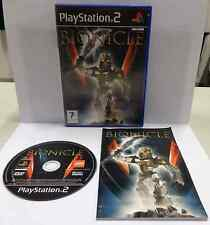 Console Game Gioco SONY Playstation 2 PS2 Play PAL ITALIANO BIONICLE Ita IT