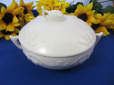 Red Cliff China GRAPE Individual Serving Casserole with Lid  5""