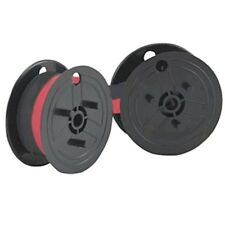 Farbband - (5.stück)) schwarz/rot- für Canon MP 1211 DLE- Farbbandfabrik Origina