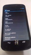 Samsung Galaxy Nexus (SCH-I515) 32GB - Verizon - Gray - READ BELOW