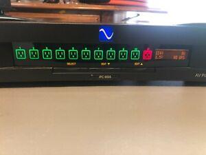 PS Audio 10-Port AC Power Conditioner 1440W/12 Amp Max PowerPlay IPC 9000 Works!