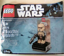 Lego 40176 SCARIF STORMTROOPER Rare Brand NEW Polybag -Limited Edition!-