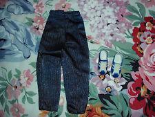 Sport & Shave Ken #1294 1979 Pants & Gym Shoes Mattel Barbie