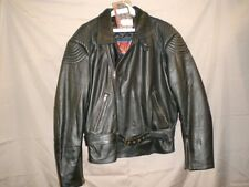 Motorrad Lederjacke MQP Classic   Größe 52