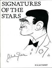 Signatures of the Stars by Al Wittnebert (autograph reference guide)