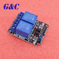 1/2/5PCS 2 Channel 5V Relay Module with optocoupler for Arduino PIC ARM DSP AVR