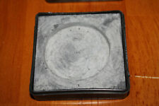 Square 3inch Ink Stone Chinese Calligraphy Ink Stone with Cover