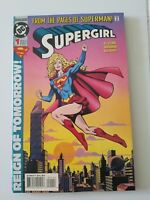 SUPERGIRL: REIGN OF TOMORROW #1-4 (1994) DC COMICS FULL COMPLETE SERIES!