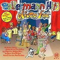 Ballermann Hits Disco Fox von Various | CD | Zustand gut