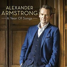 Alexander Armstrong a Year of Songs 12 Track CD Album From 2015